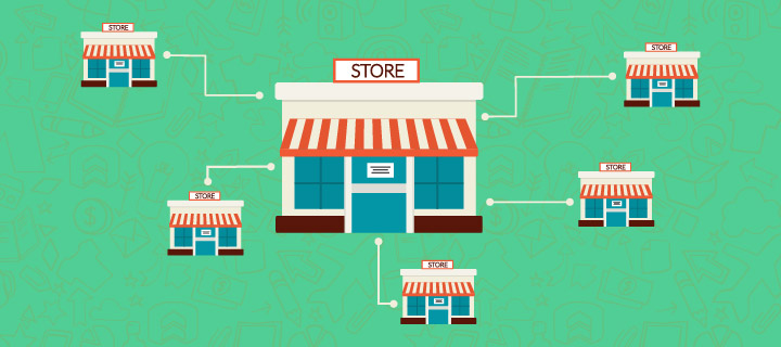 Como descomplicar a gestão de rede de lojas