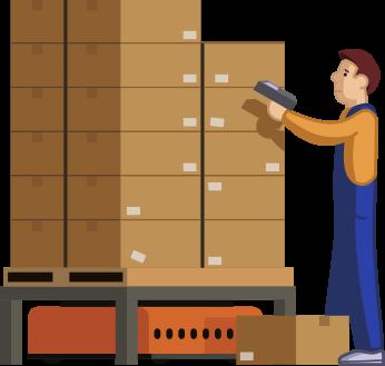 métodos para gestão e controle de estoque